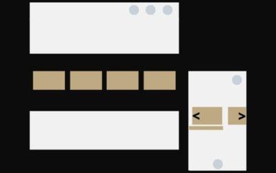 Divi: Jak udělat Swipe kolonek na mobilu