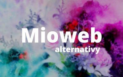 Mioweb za 30 tis / ročně? Přejděte k levnějším alternativám!